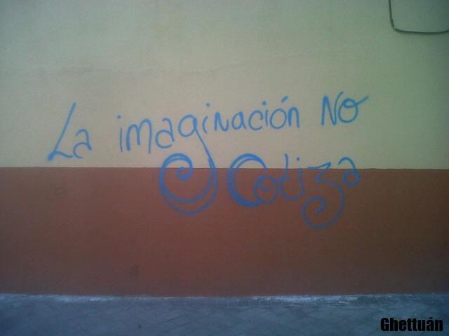 La imaginación no cotiza