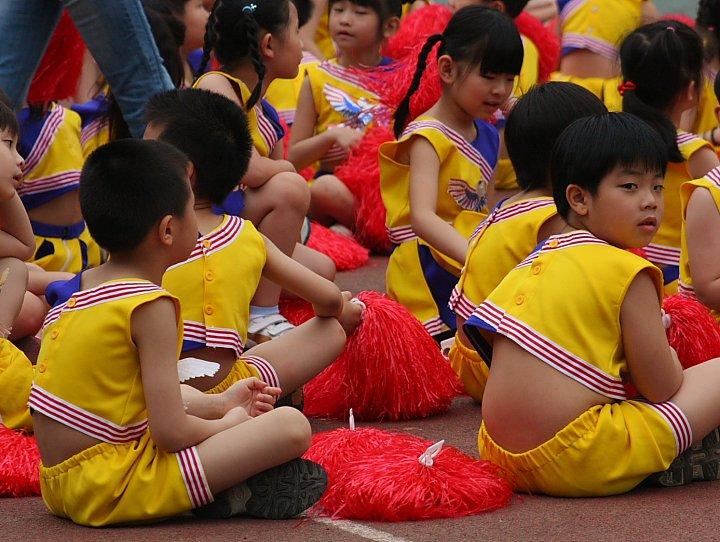 佑佑幼稚園運動會