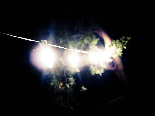 "124/365 - ""Trailer lights"""