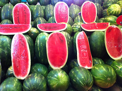 mexico market (g fontseca) Tags: red mexico market watermelon