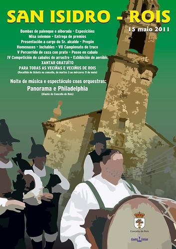 Rois 2011 -San Isidro - cartel