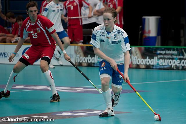 U19 WFC 2011 - Finnland – Tschechische Republik - 06.05.2011