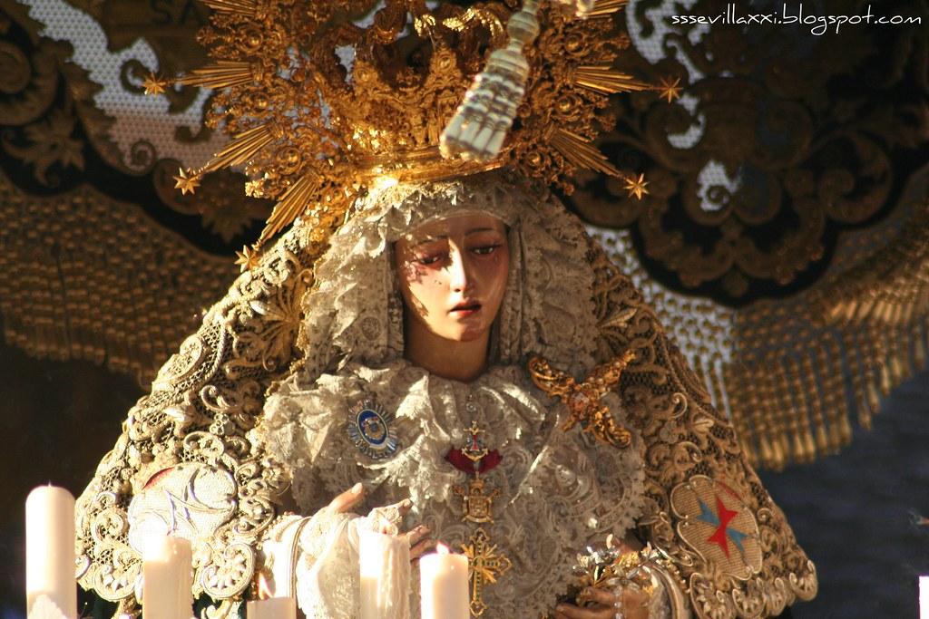 Nuestra Señora de la Esperanza de la Trinidad. Sábado Santo 2010