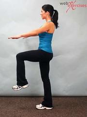 Hip Flexion End