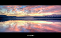 Enlighten (James.Breeze) Tags: ocean lake seascape reflection beach water clouds sunrise landscape seascapes cloudy sydney australia nsw getty newsouthwales hdr saltwater gettyimages narrabeen northernbeaches artisticphotos northnarrabeen tonemapped ef1740mmf4lusm flickraward bestofaustralia jamesbreeze