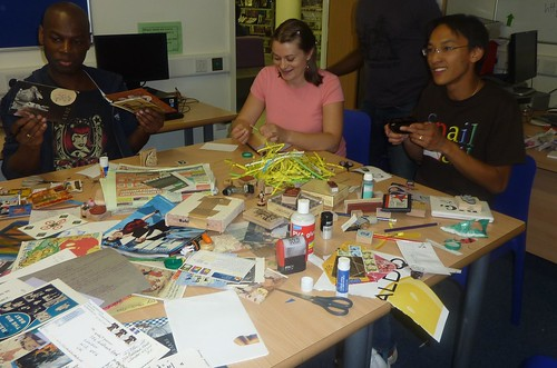 Pimlico Mailart Workshops (3)
