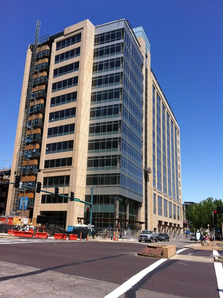 BJC headquarters_Euclid/FP Avenue