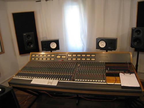 Daonet au studio Woodbox