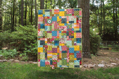 Good Folks Quilt Done