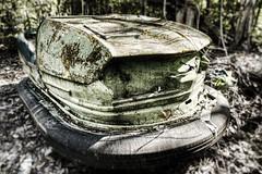 Radioactive Bumper Car