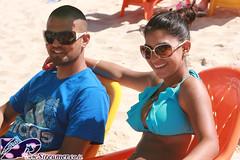 IMG_8883 (Streamer -  ) Tags: ocean blue girls sea two sexy beach boys water hair israel model eyes sand yam teen bikini  tanned  streamer     ashkelon             ashqelon  tzalam