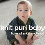knit purl baby