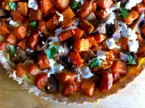 Roasted Sweet Potato & Carrot Pie by mjd-s