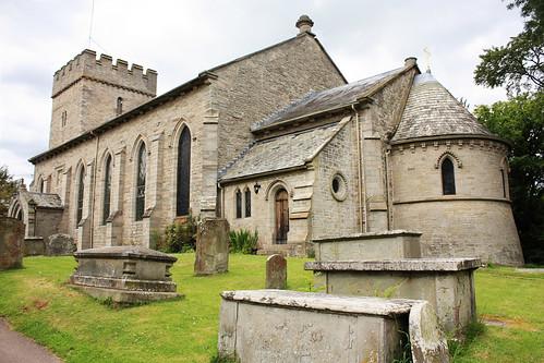 St Mary's Church, Hay-on-Wye