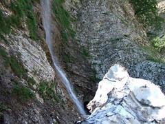 Escursionismo Sibillini - Cascate dell'Acquasanta