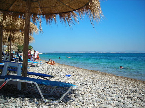 Agia Foteini beach