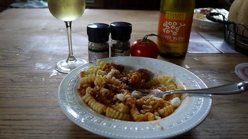 A 'simple' dinner