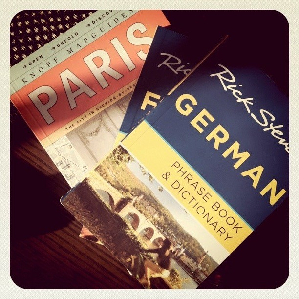 Paris + Germany