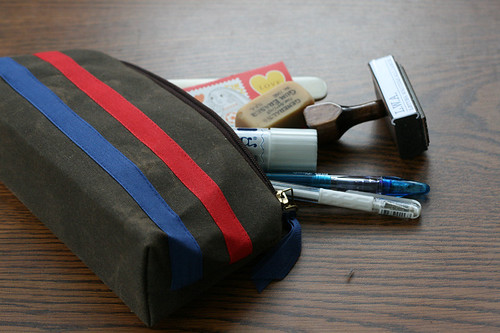 LWA member pouch