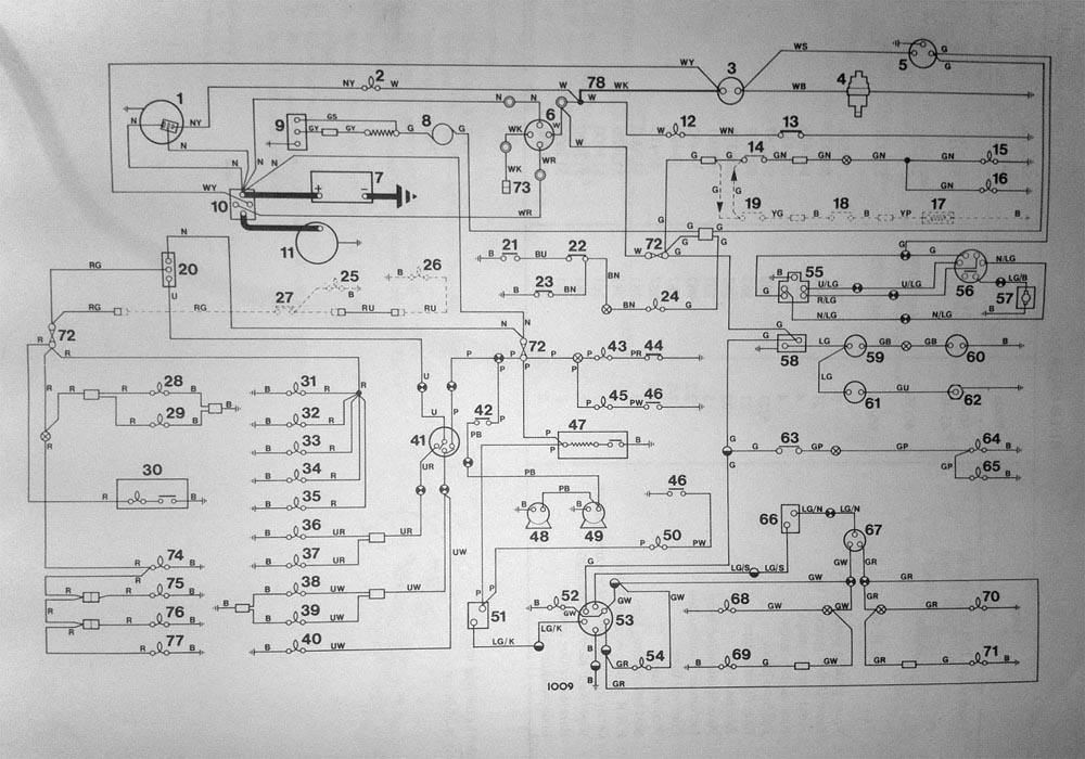 wiring diagram for late triumph torque logged