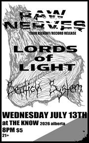 7/13/11 RawNerves/LordsOfLight/SeptickSystem