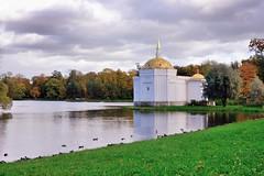(sergeiivanovich) Tags:  stpetersburg  pushkin  tsarskoyeselo  park  catherinepark  autumn