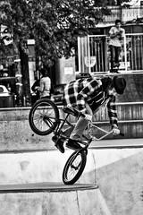 Turning Point (Ar-photography.fr) Tags: skatepark skate bmx sport street genve suisse noiretblanc blackwhite monochrome