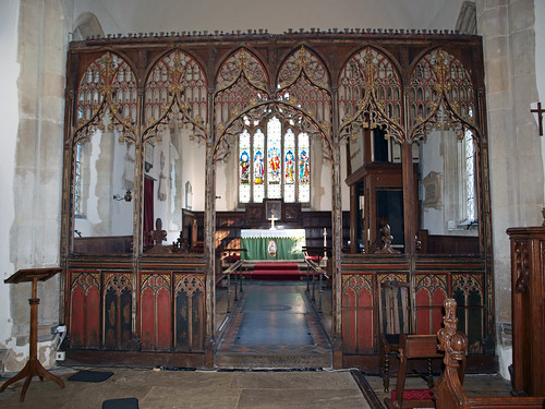 Rood screen (1)