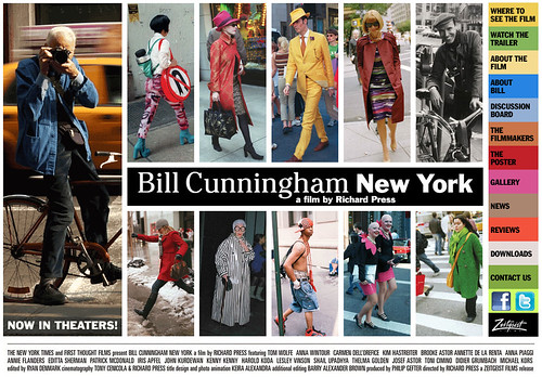 BILL CUNNINGHAM DOCUMENTARY