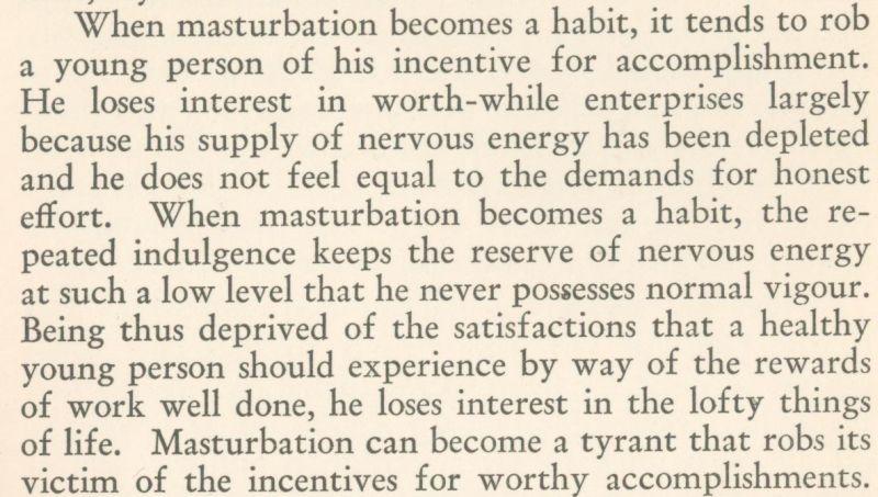 masturbation b