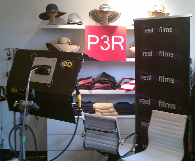 P3R Style Sessions, RealTVfilms