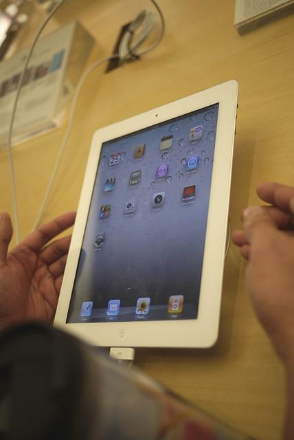 iPad 2 Experience
