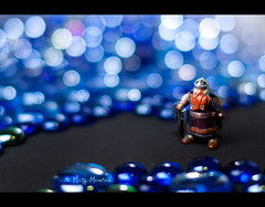 Day 232 - ... to Misty Mountain (Daniel | rapturedmind.com) Tags: road mountain 50mm bokeh gimli odc day232 mistymountain project365 strobist bokehballs 232365 bokehbubbles sigma50mmf14exdghsm ourdailychallenge