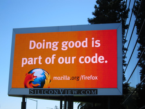 Doing good is part of our code.