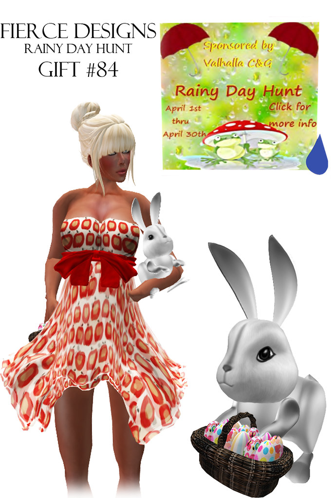 Rainy day hunt gift (fierce designs #84