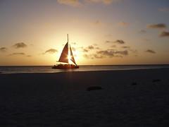Aruba (EKalwat) Tags: sunset aruba touraroundtheworld