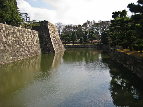 Kyoto Castle Moat