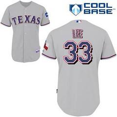 Texas Rangers #33 Cliff Lee Grey Jersey (Terasa2008) Tags: jersey texasrangers 球员 cheapjerseyswholesale cheapmlbjerseys mlbjerseysfromchina mlbjerseysforsale cheaptexasrangersjerseys