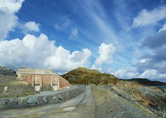 Dean Quarry Nr Coverack (Frank Gane) Tags: blue sea green rock clouds frank point coast cornwall dean lizard peninsula quarry 1890 cornish lowland gane coverack gabbro manacle mygearandme mygearandmepremium mygearandmebronze mygearandmesilver