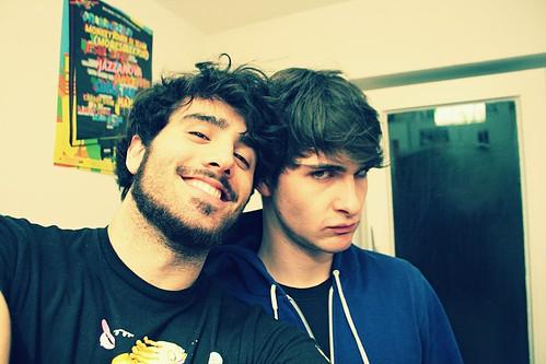 Felix and me