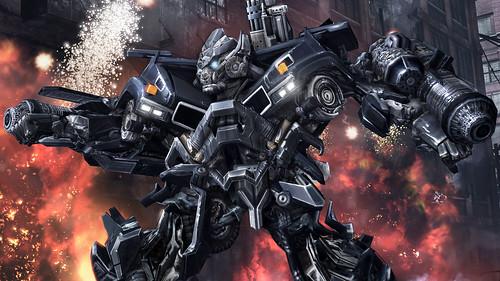 Transformers DOTM - Ironhide 1