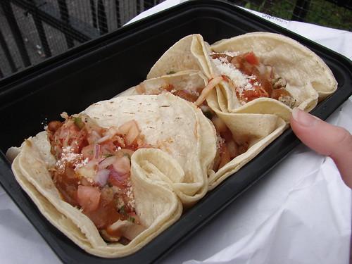 Korilla Wonderbird Tacos