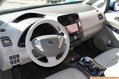 essai Nissan Leaf 20