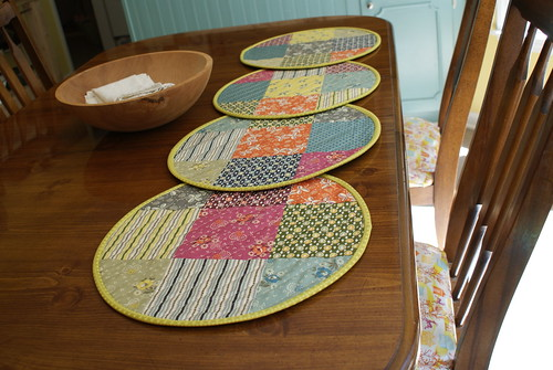 Quilted Placemats 2