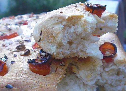 Foccasia Bread