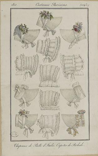 1812 fashion plate2