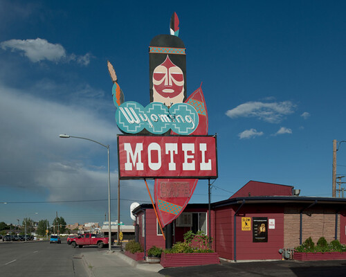 John Humble, Wyoming Motel, Cheyenne, Wyoming, 2010