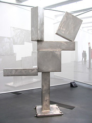 David Smith (rocor) Tags: sculpture losangeles stainlesssteel capecod lacma davidsmith cubi helenfrankenthaler robertmotherwell rebeccadaughter cubesandanarchy jonmaryshirley