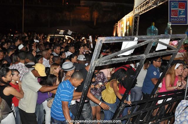 Concierto Prince Royce en Sans Souci (Santo Domingo)