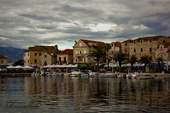 Cloudy Supetar (Matilda Diamant) Tags: cloudy croatia brac adriatic supetar adria rusalka